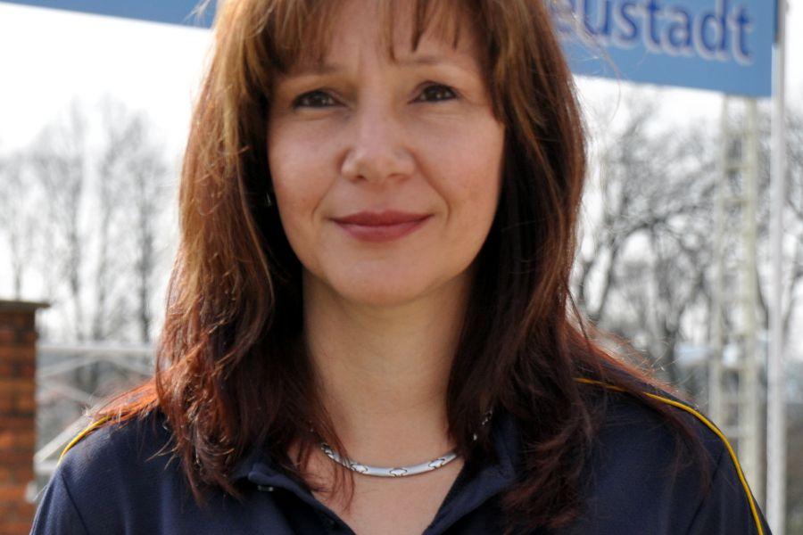 Kerstin Ott Photo: SSV Neustadt/Sachsen News